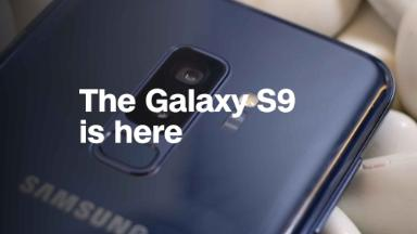 Samsung unveils the Galaxy S9