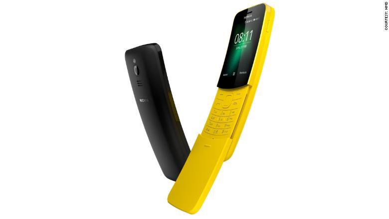 nokia banana phone