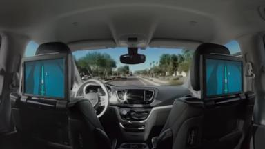 Waymo unveils VR experience to make driverless cars less scary