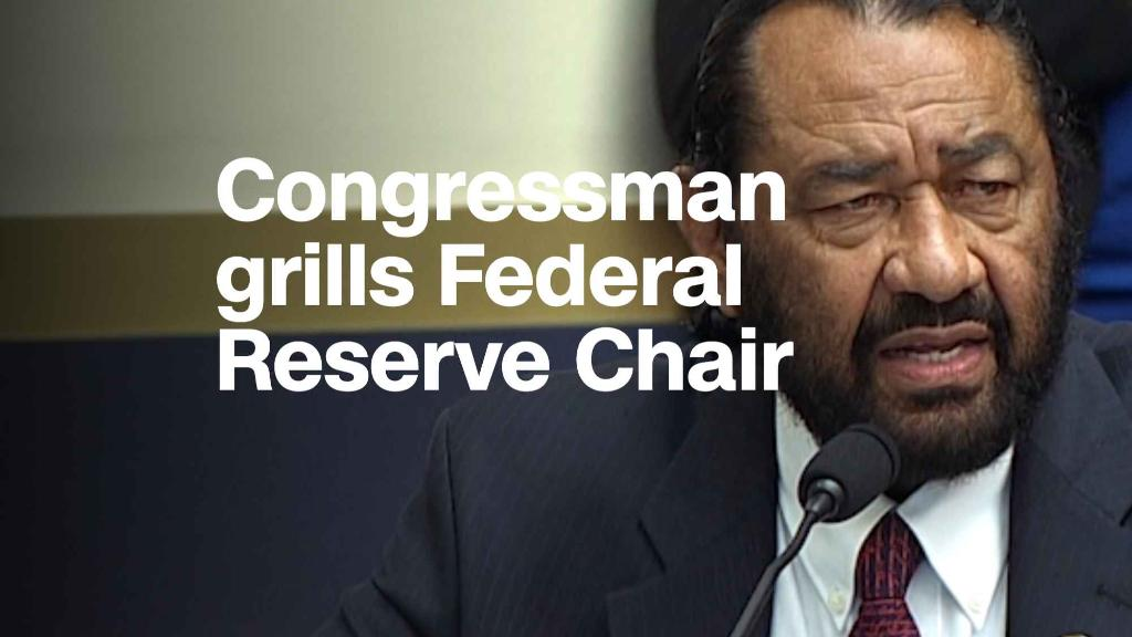 Fed Chair grilled on black unemployment