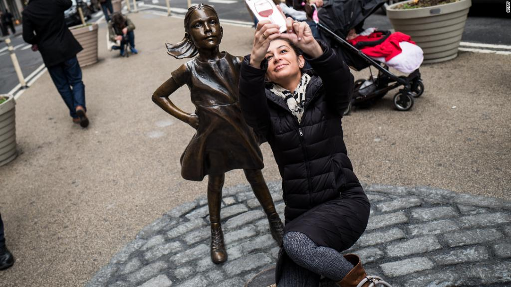 'Fearless Girl' statue to be moved away from Wall Street bull