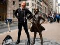 The fate of 'Fearless Girl' will be decided next week