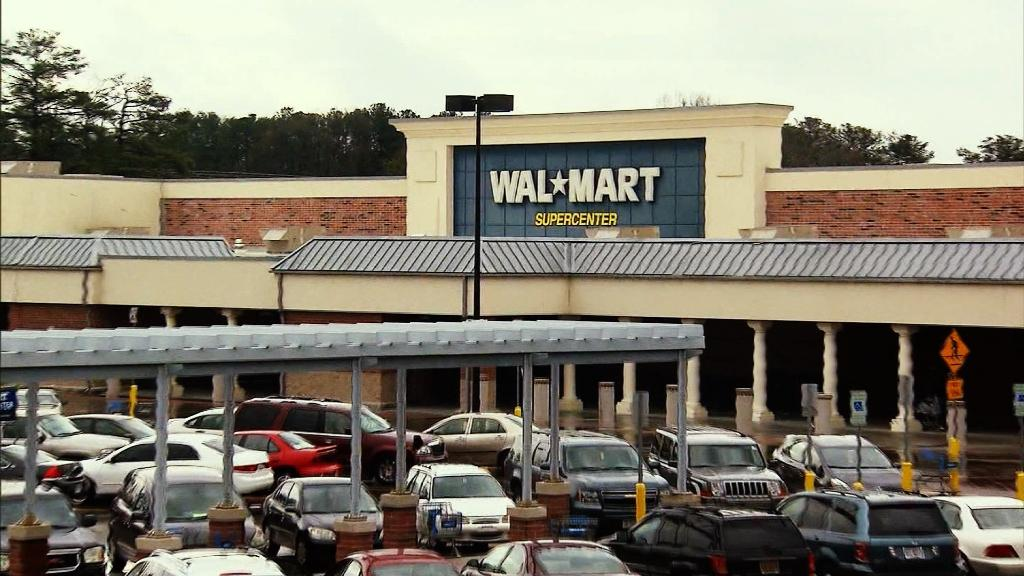 Walmart raises age restriction for gun purchases to 21