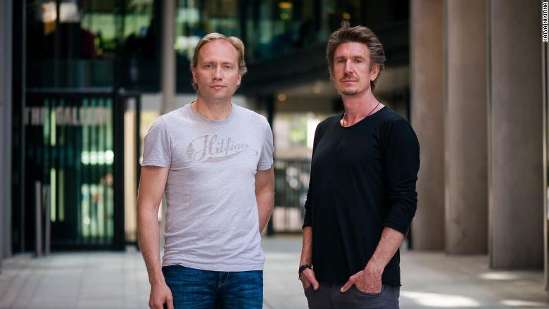 sweatcoin founders