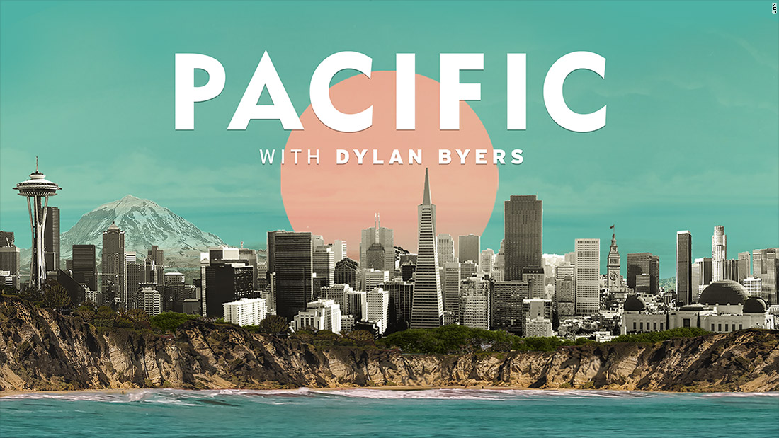 PACIFIC: The new CNNMoney newsletter about the center of change and innovation