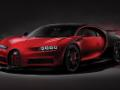 Bugatti reveals $3.4 million Chiron for the race track