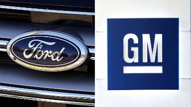 Ford and GM to get hit by Trump's tariffs -- but not as badly as feared?