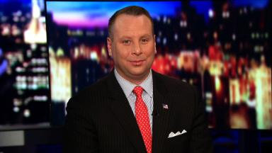 Nunberg meltdown? He says 'I melted TV down'