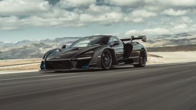 McLaren launches million-dollar supercar: Senna