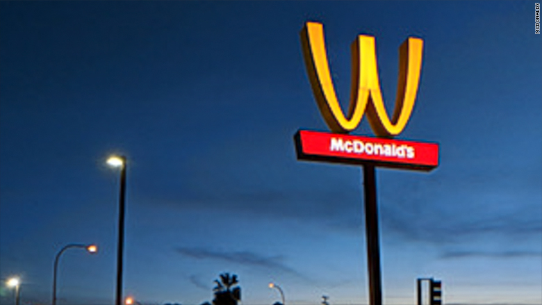 """""""Celebration of Women Everywhere"""" McDonald's Flipps Golden Arches 'Upside Down' to Form Giant """"W"""""""