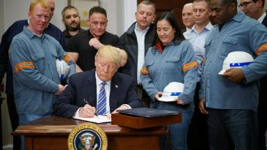 Tariffs, Trump and trade wars: Here's what it all means