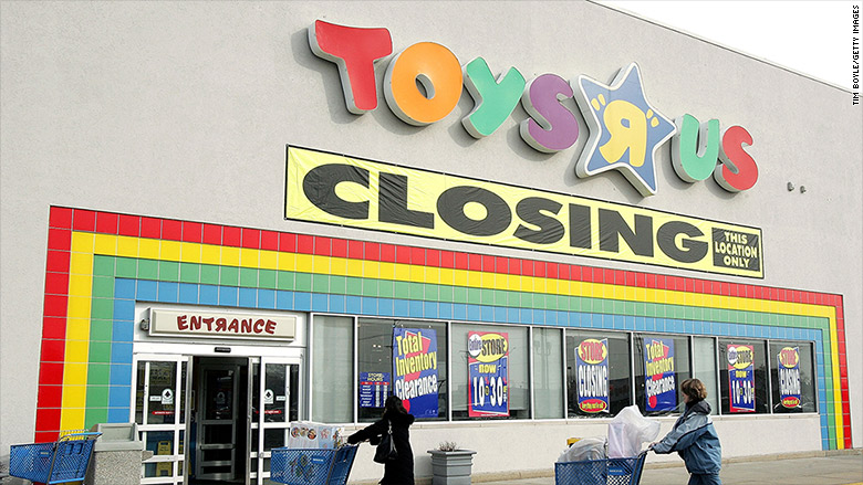 Toys R Us Closing Sign : Toys r us closing all of its uk stores