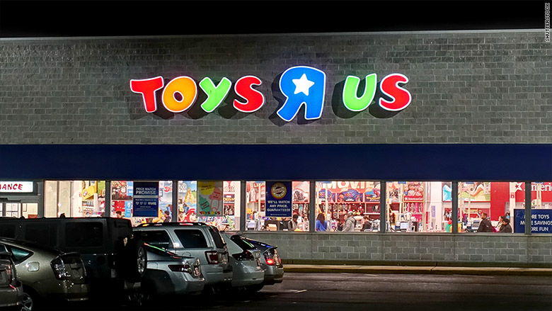 Toys R Us Closing Sign : Toys r us will close or sell all stores mar