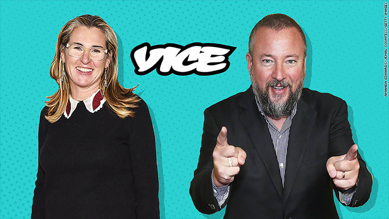 nancy dubuc shane smith vice
