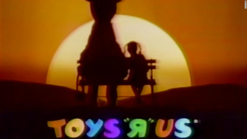Why you may not hear the Toys 'R' Us jingle anymore