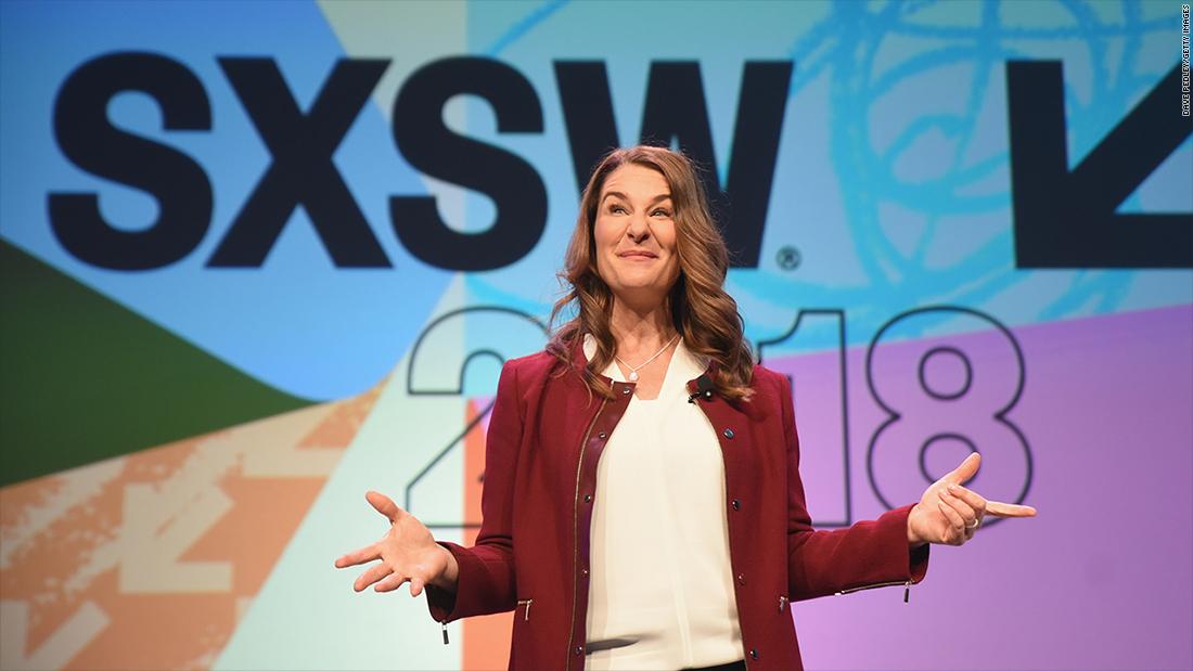 SXSW embraces today's tough topics: #MeToo, fake news, and more