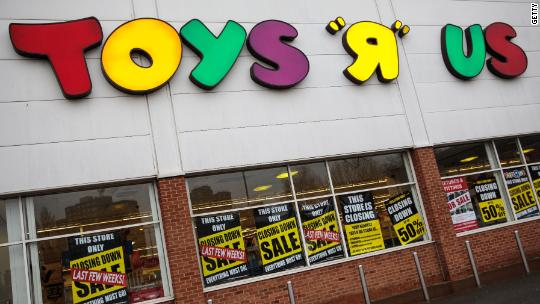 Billionaire CEO on a mission to save Toys 'R' Us