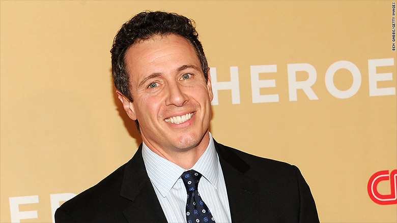 CNN morning anchor Chris Cuomo moving to prime