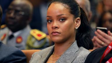 Rihanna slams Snapchat for mocking her assault