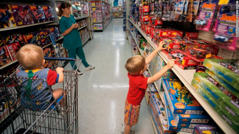 How Toys 'R' Us went from big kid on the block to bust