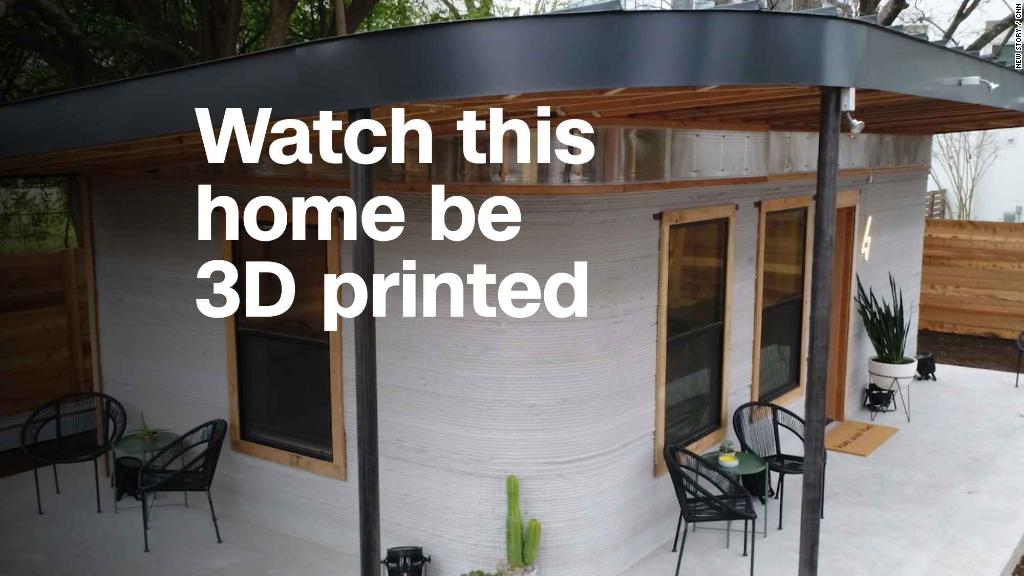 El salvador may host 3d printed home community - How to get a 3d printed house ...