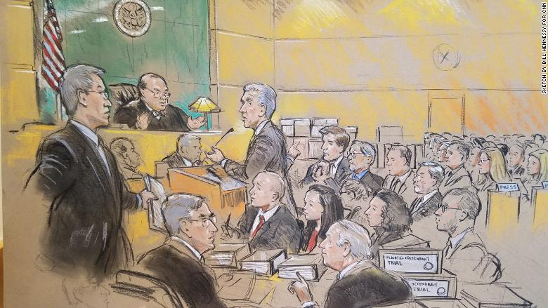 att court sketch