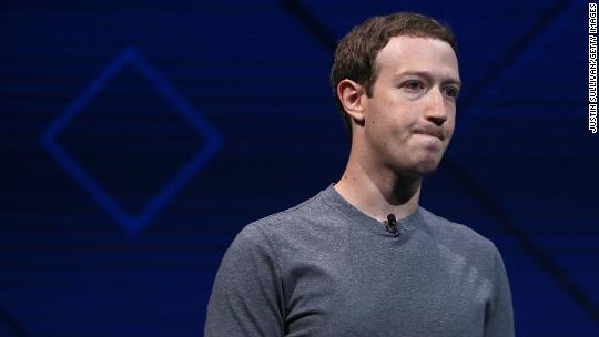 Facebook has lost $80 billion in market value since its data scandal