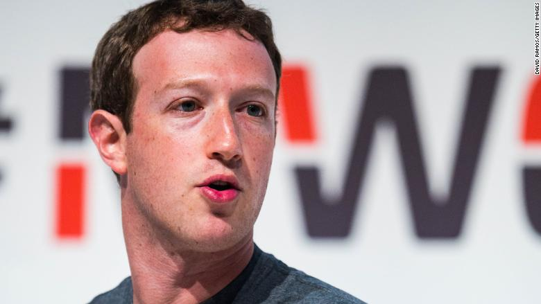Mark Zuckerberg to face questions in CNN interview exclusive