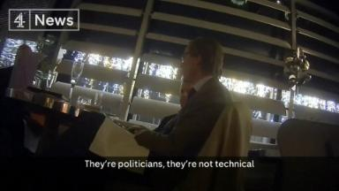 Cambridge Analytica CEO: I met Trump 'many times'