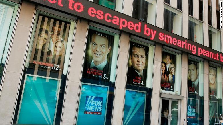 Fox News analyst blasts network as 'propaganda machine' while announcing departure