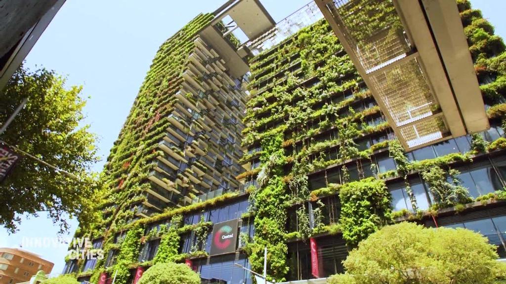 Sydney's Central Park: Redefining high-density living