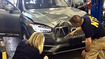 Arizona suspends Uber's self-driving car tests after fatal crash