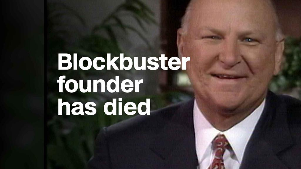 Blockbuster founder Wayne Huizenga has died