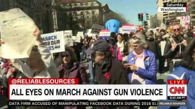 Journalism and activism: This 'Reliable Sources' segment sparked a debate