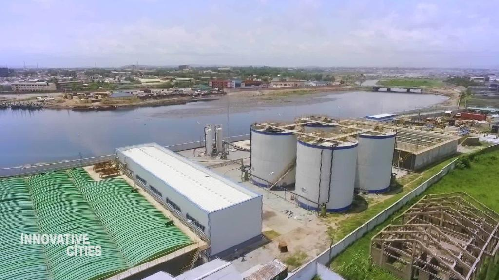 Ghanaian innovation turns human waste into a resource