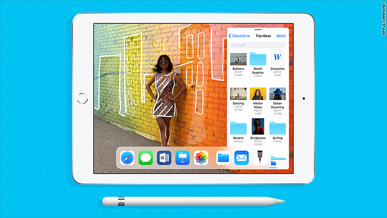 apple spring event 2018 a new ipad and 4 other takeaways. Black Bedroom Furniture Sets. Home Design Ideas