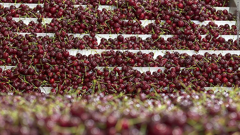 cherry chinese tariffs 2