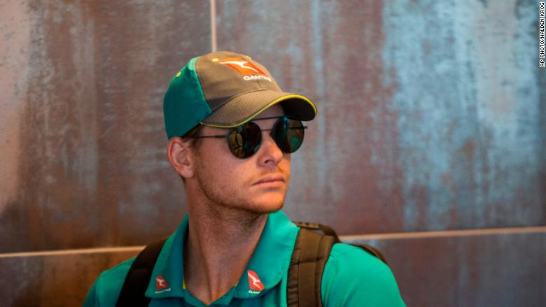 Distraught and sorry Steve Smith speaks out over scandal