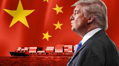 Trump contradicts own Treasury Department with China currency tweet