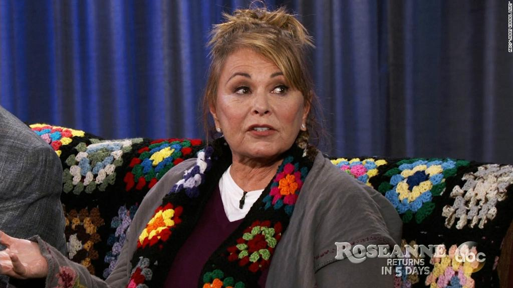 Roseanne Barr: My character voted for Trump