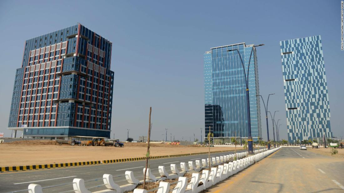 India is building a city from scratch to attract foreign investors