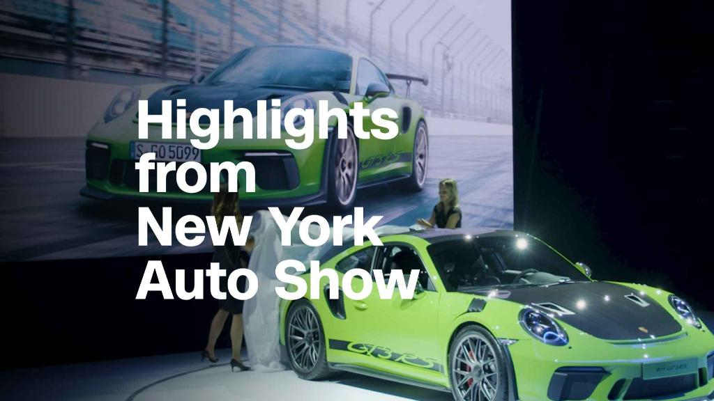 Volkswagen Pickup? $  70,000 Kia? Strange standouts from the NY Auto Show