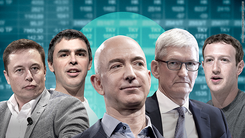 pacific newsletter bezos and tech