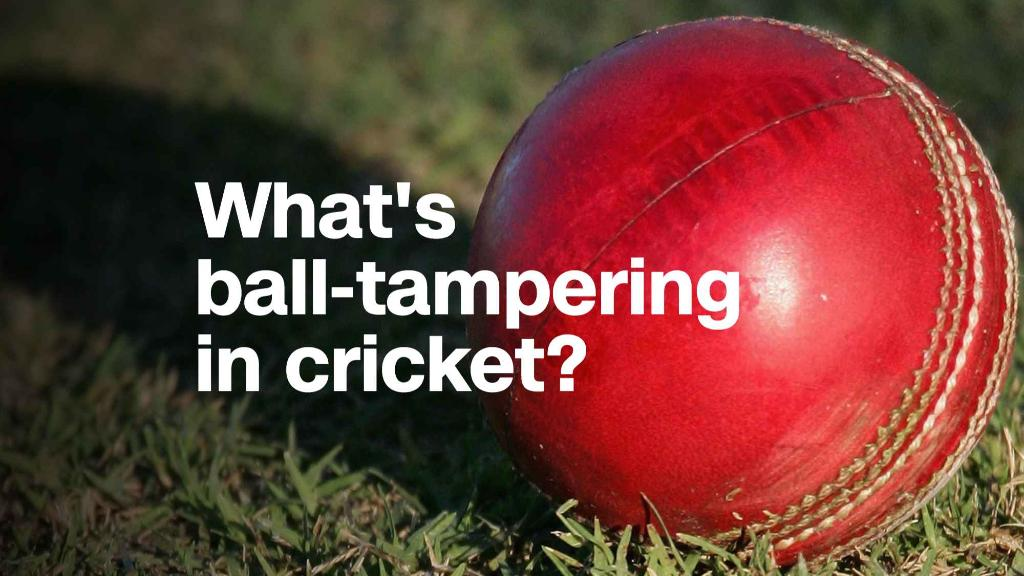 Ball-Tampering Row: