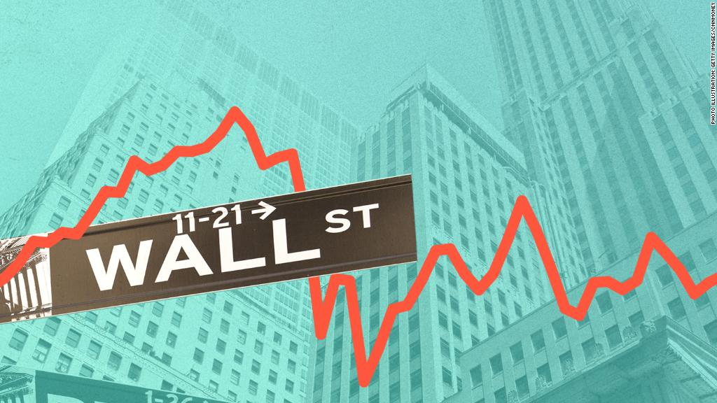 Wall St tumbles on tech, trade war worries