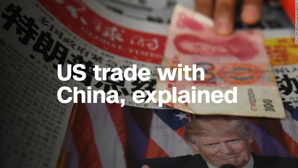 Trump Proposes $100B More in Tariffs on Chinese Goods