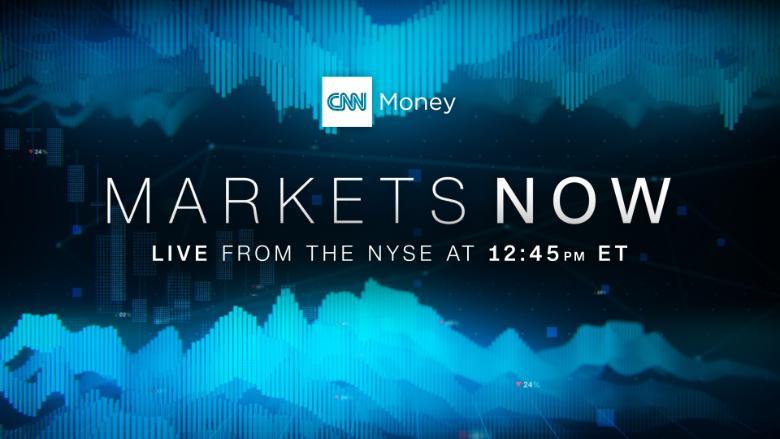 markets now title slate
