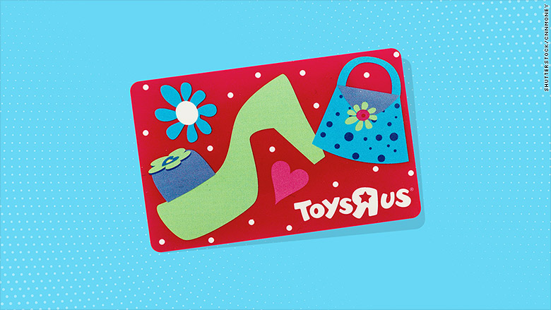 Toys R Us Gift Card : Bed bath beyond will exchange your toys r us gift cards