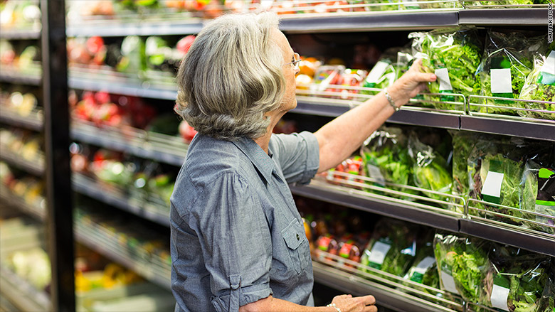senior citizens groceries