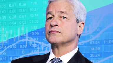 JPMorgan Chase and other big banks take center stage
